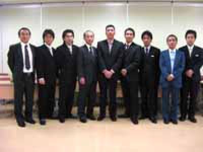 大阪府商工会館にて・・・TTB・プロシステム発表会風景
