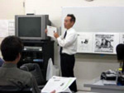 奈良理容美容専門学校にて・・・TTB・プロシステム発表会風景