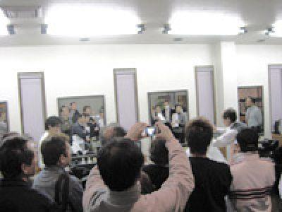 加賀地区・・・TTB・プロシステム発表会風景