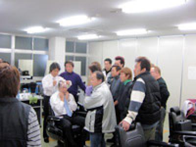 奈良理容美容専門学校にて・・・ TTB・プロシステム発表会風景