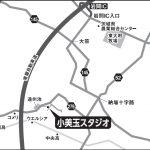 小美玉スタジオの地図